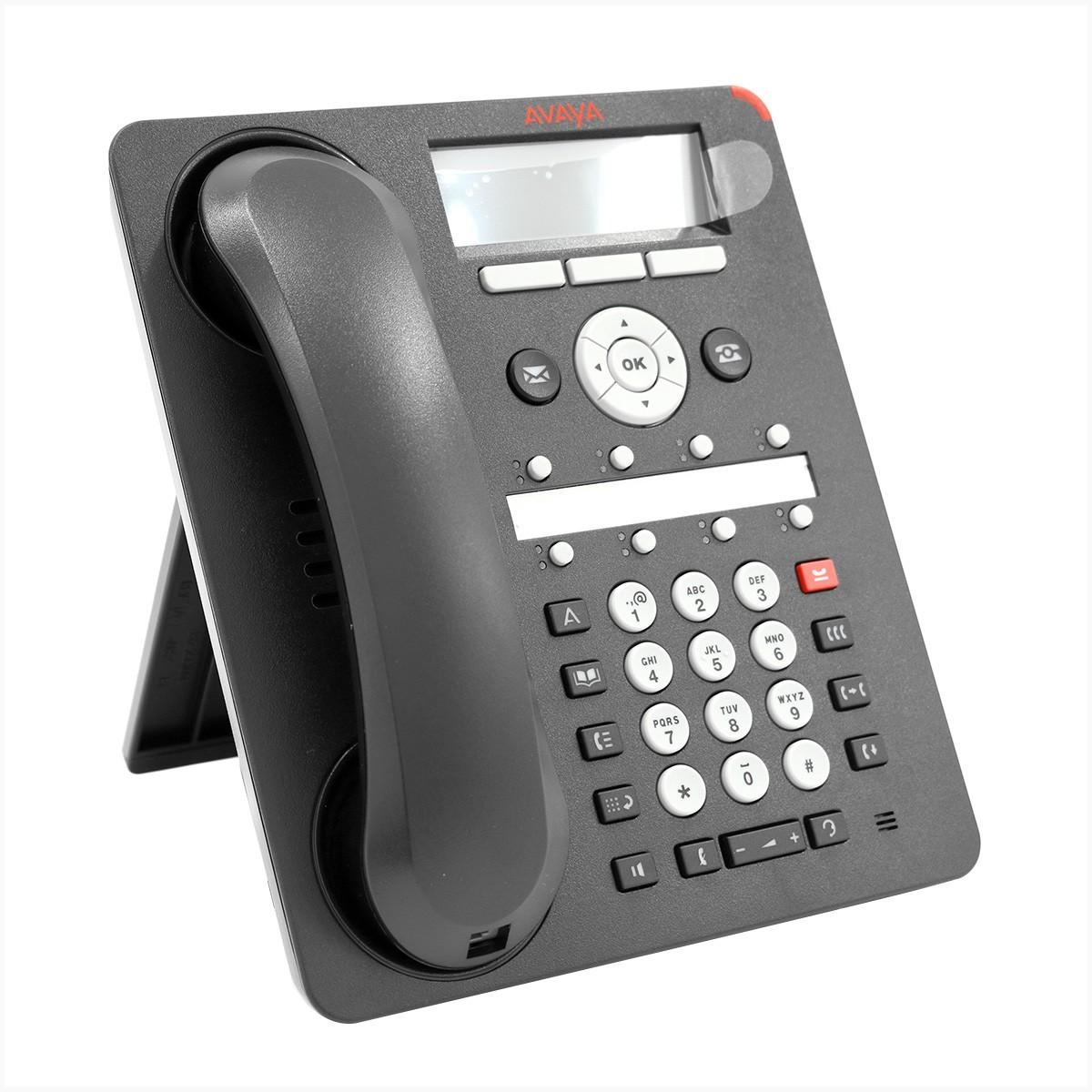 Deskphone ip phone avaya 1608-i - usado