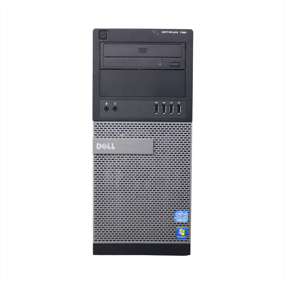 Desktop dell 790 big optiplex i5 4gb 500gb - usado