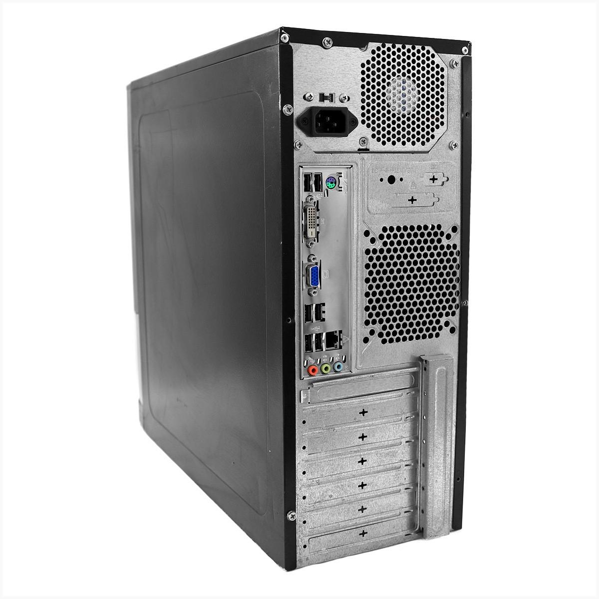 Desktop asus micro tools i7 8gb 500gb - usado