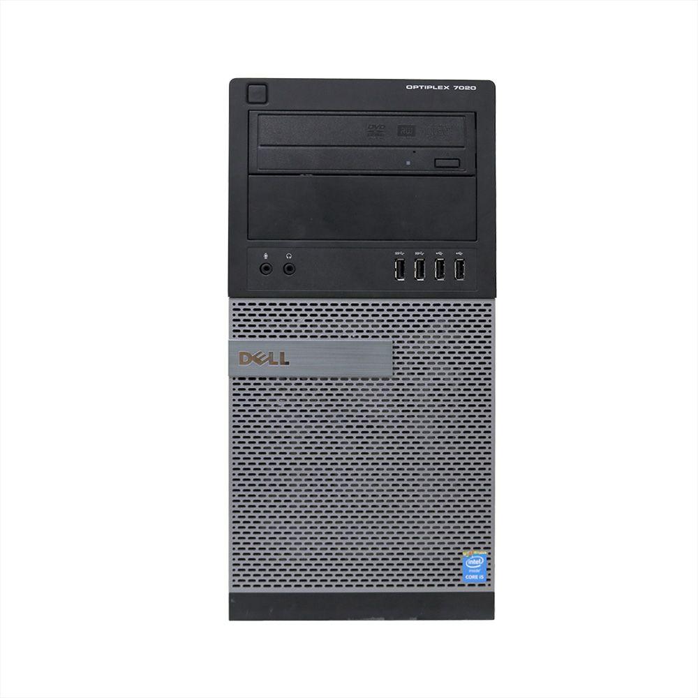Desktop dell 7020 big optiplex  i5 8gb 2tb - usado