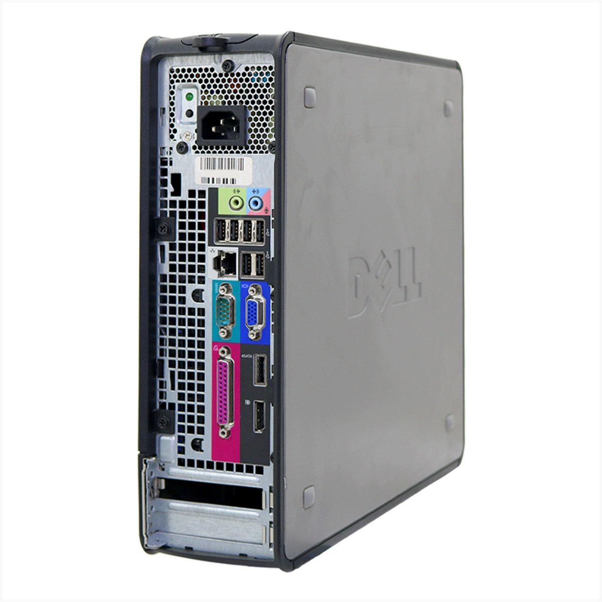 Desktop Dell 760 Slim Core2Duo 2gb 80gb - Usado