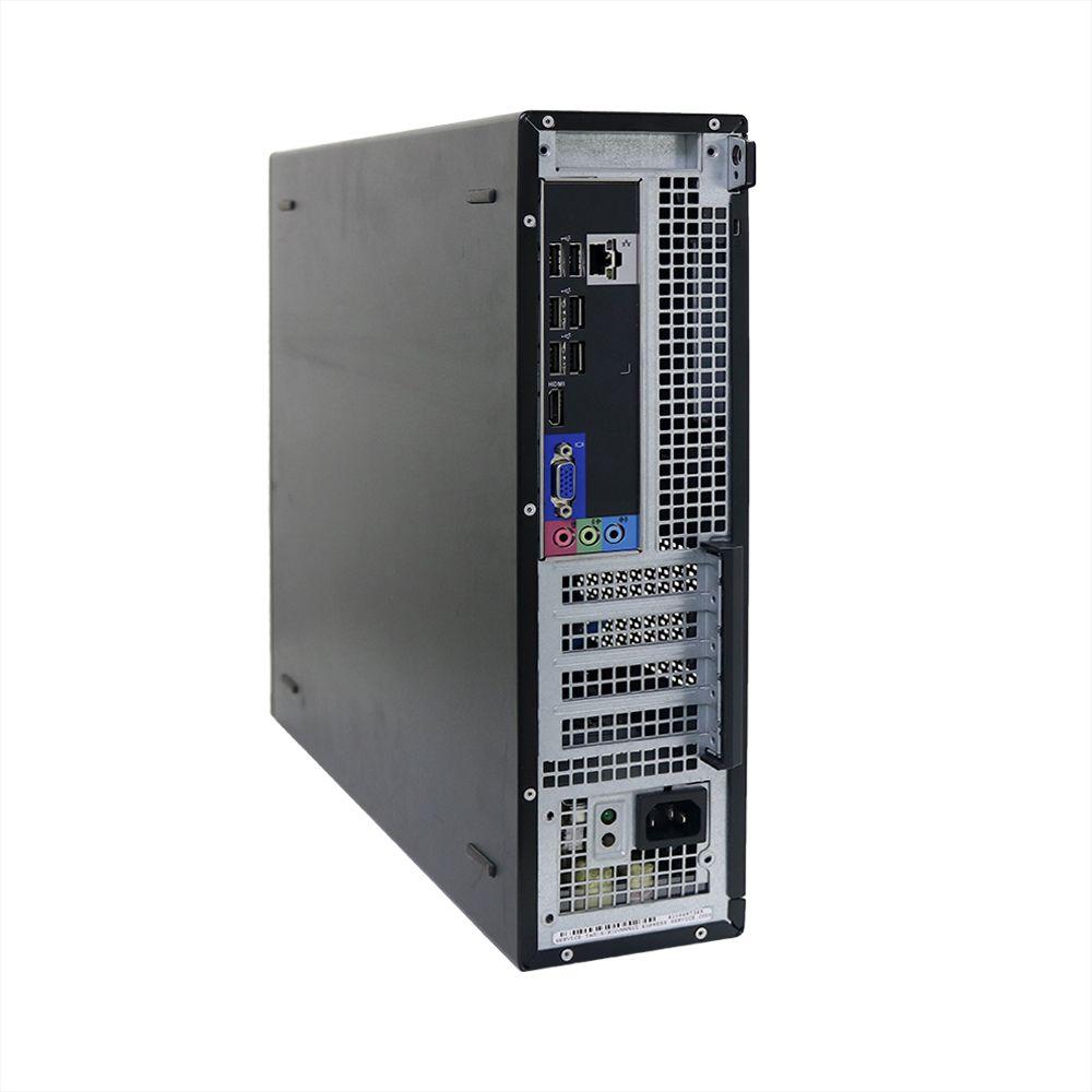 Desktop dell optiplex 3010 slim i5 4gb 250gb - usado
