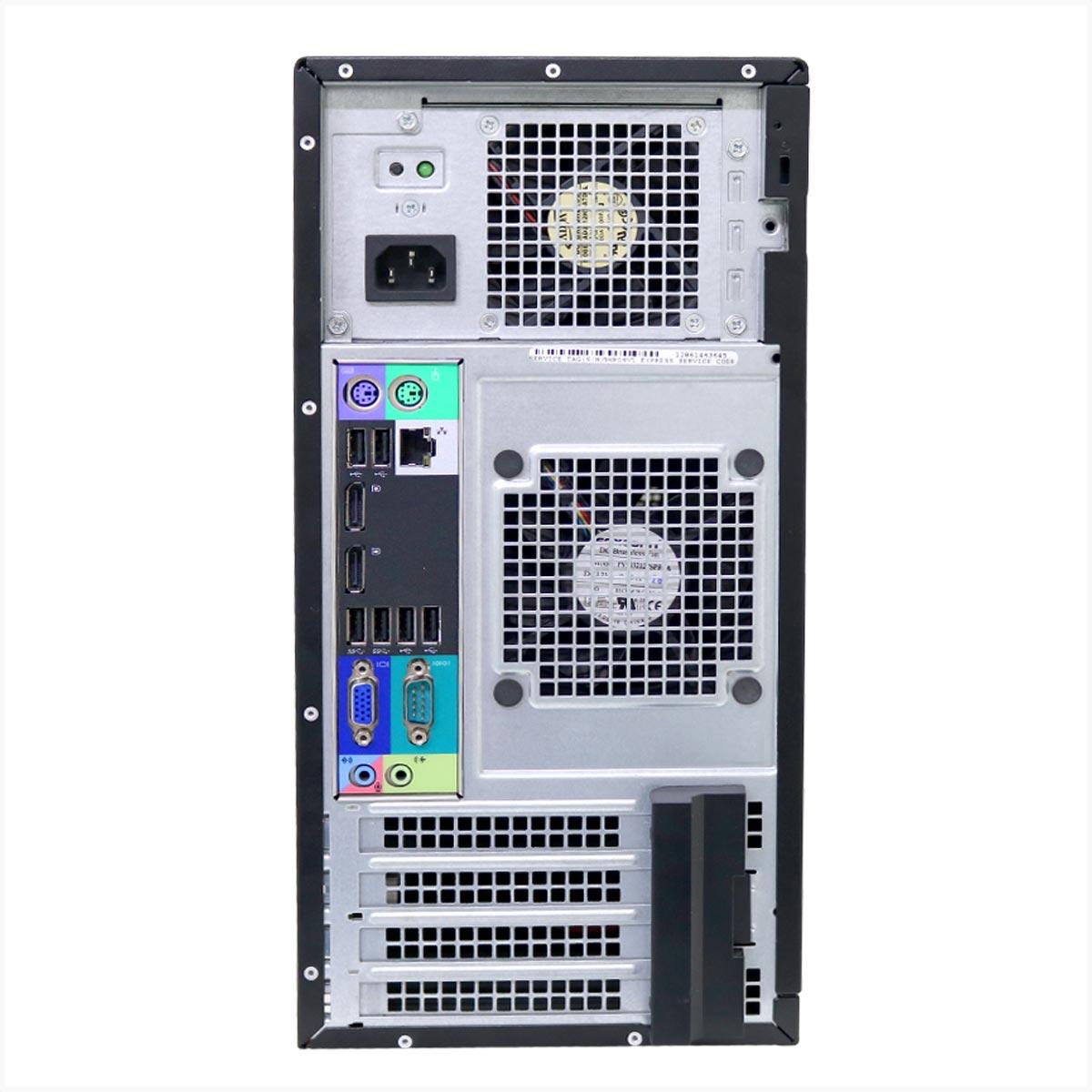 Desktop Dell Optiplex 7010 Big i7 8gb 1tb - Usado