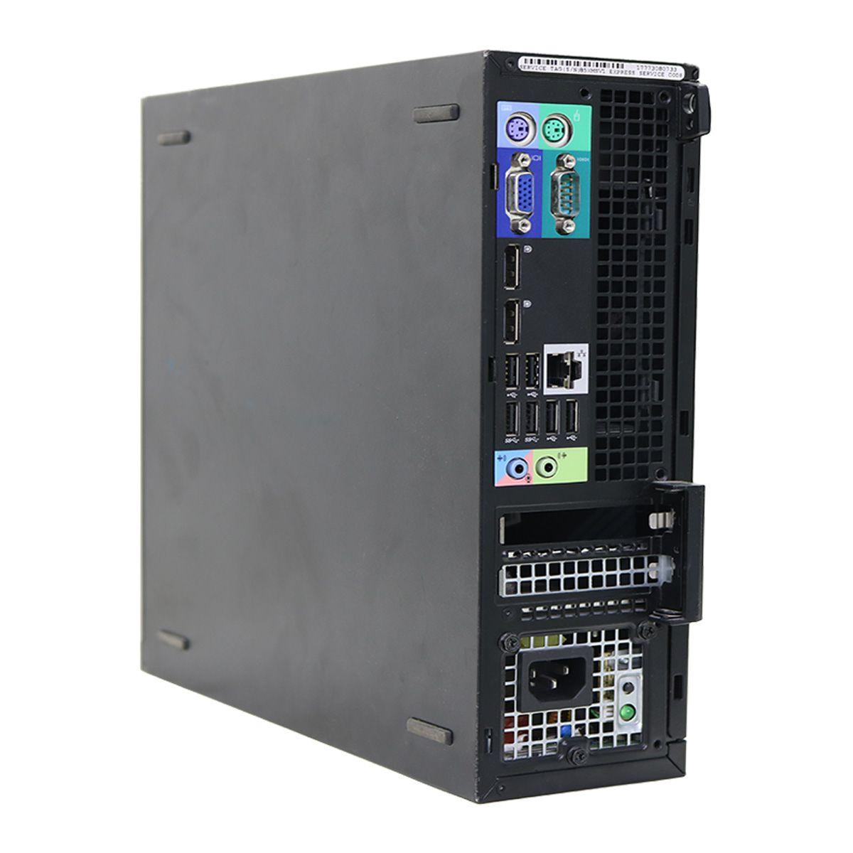 Desktop dell optiplex 7010 mini i7 (3770) 8gb 2tb  - usado
