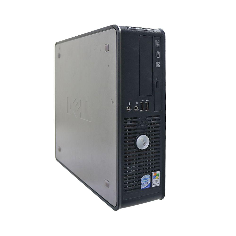 Desktop dell 755 reduzido c2d sem memória e hd - usado