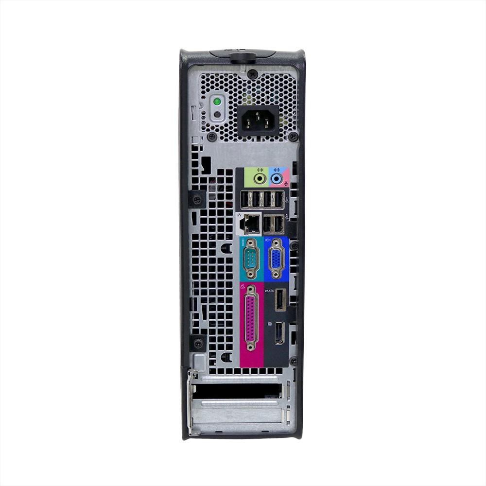 Desktop Dell Optiplex 780 Core2Duo SEM MEMÓRIA E SEM HD - Usado