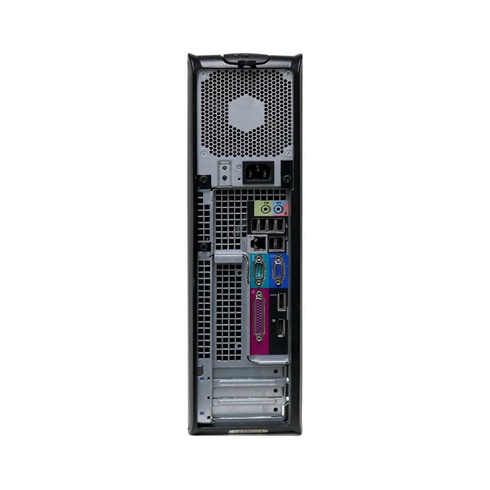 Desktop dell optiplex 780 slim c2d 4gb 160gb - usado