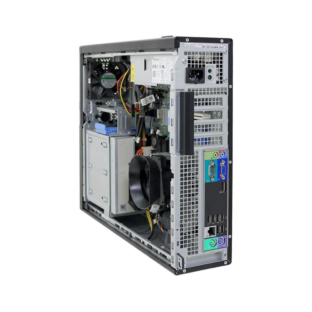 Desktop Dell Optiplex 790 Slim I3 4gb 320gb - Usado - GUIGON