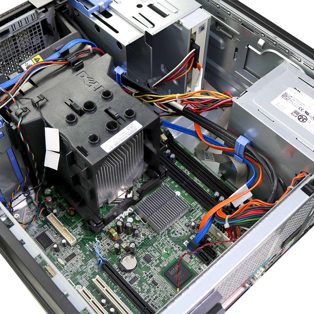 Desktop Dell Optiplex 960 Core2Duo 4gb 250gb - Usado WKV