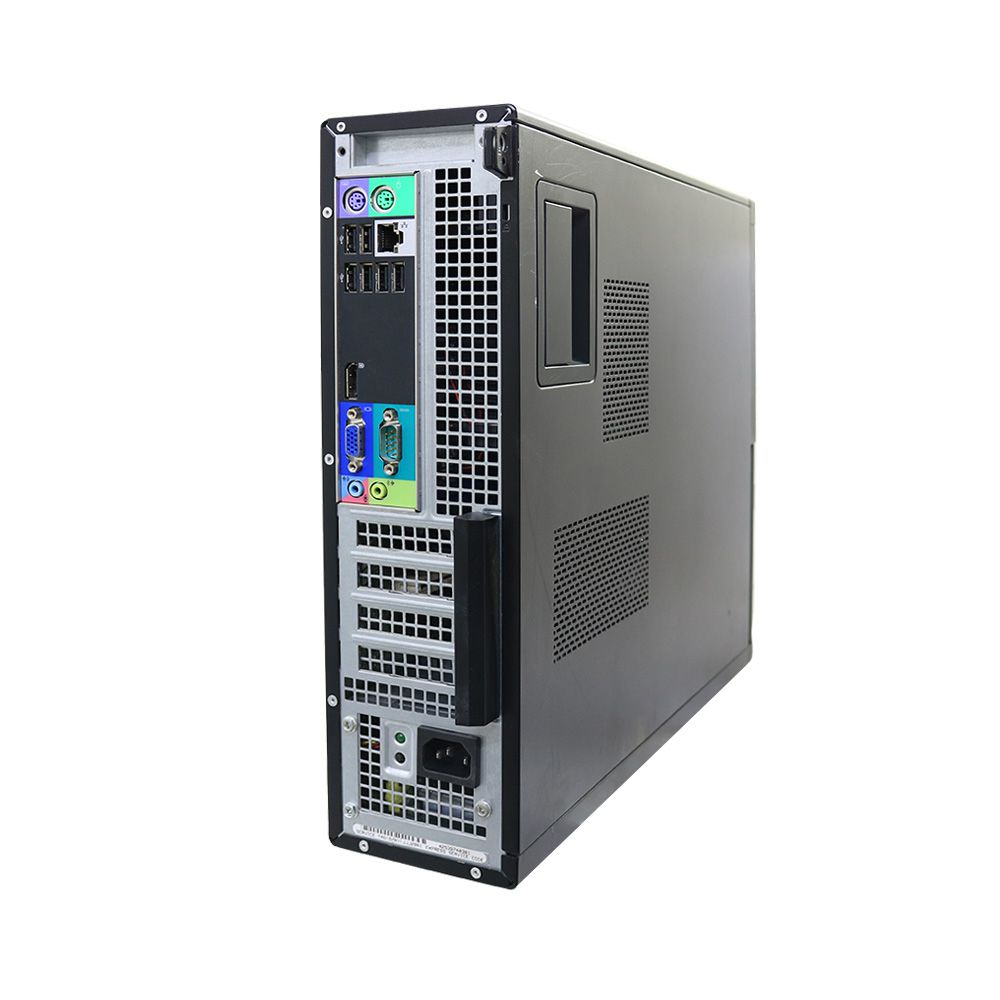 Desktop Dell Optiplex 990 Slim I7 32gb 500gb - Usado MACB