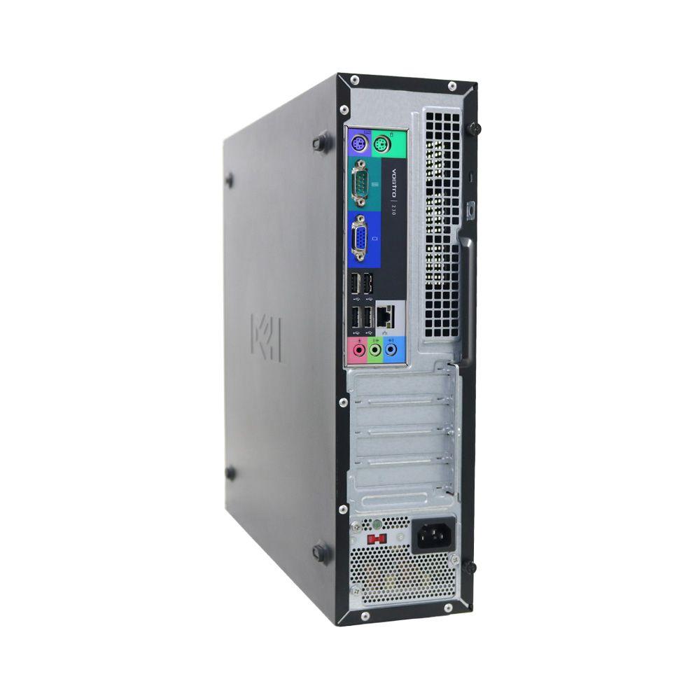 Desktop Dell Vostro 230 Pentium 4gb 250gb - Usado