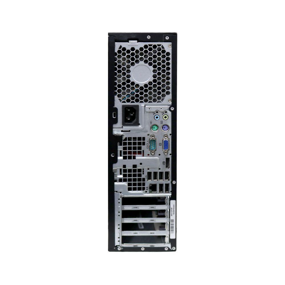 Desktop Hp 6000 Compaq Slim Core2Duo SEM MEMÓRIA E SEM HD - Usado