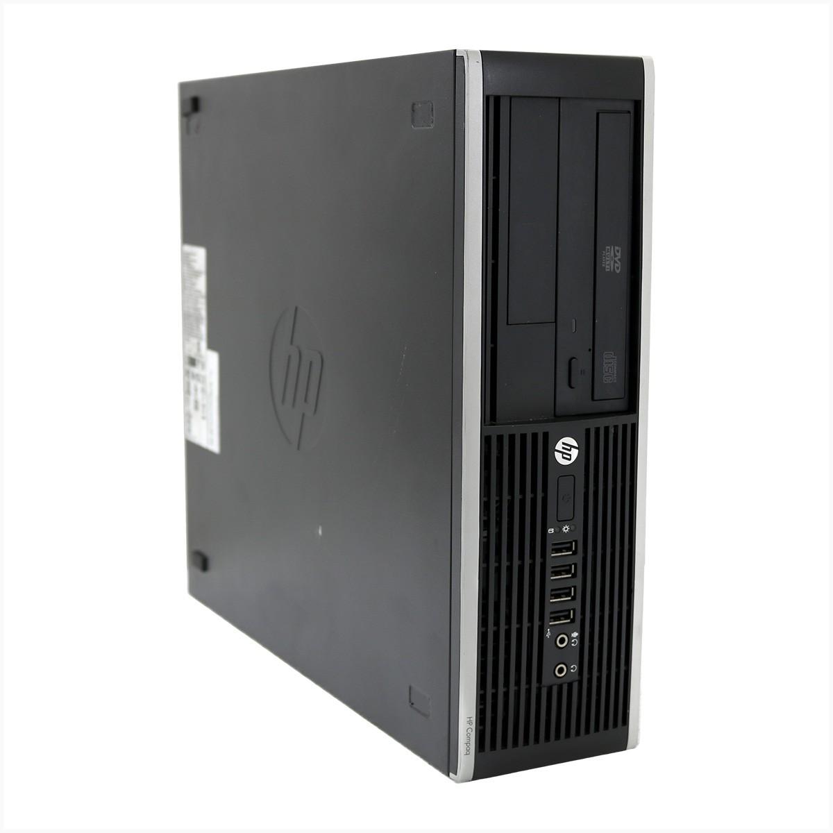 Desktop Hp 6200 Compaq i5 4GB 250GB - Usado
