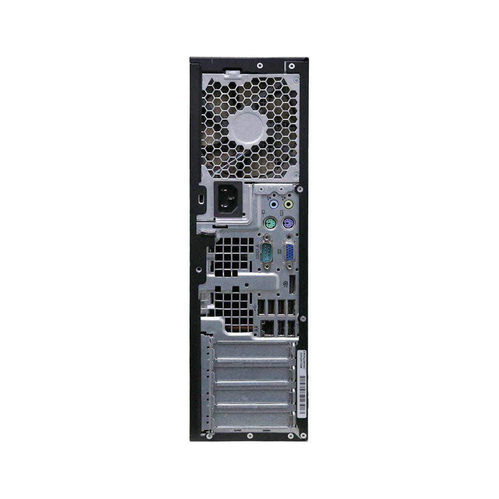 Desktop Hp Elite 8200 Slim i5 4gb 120gb Ssd - Usado