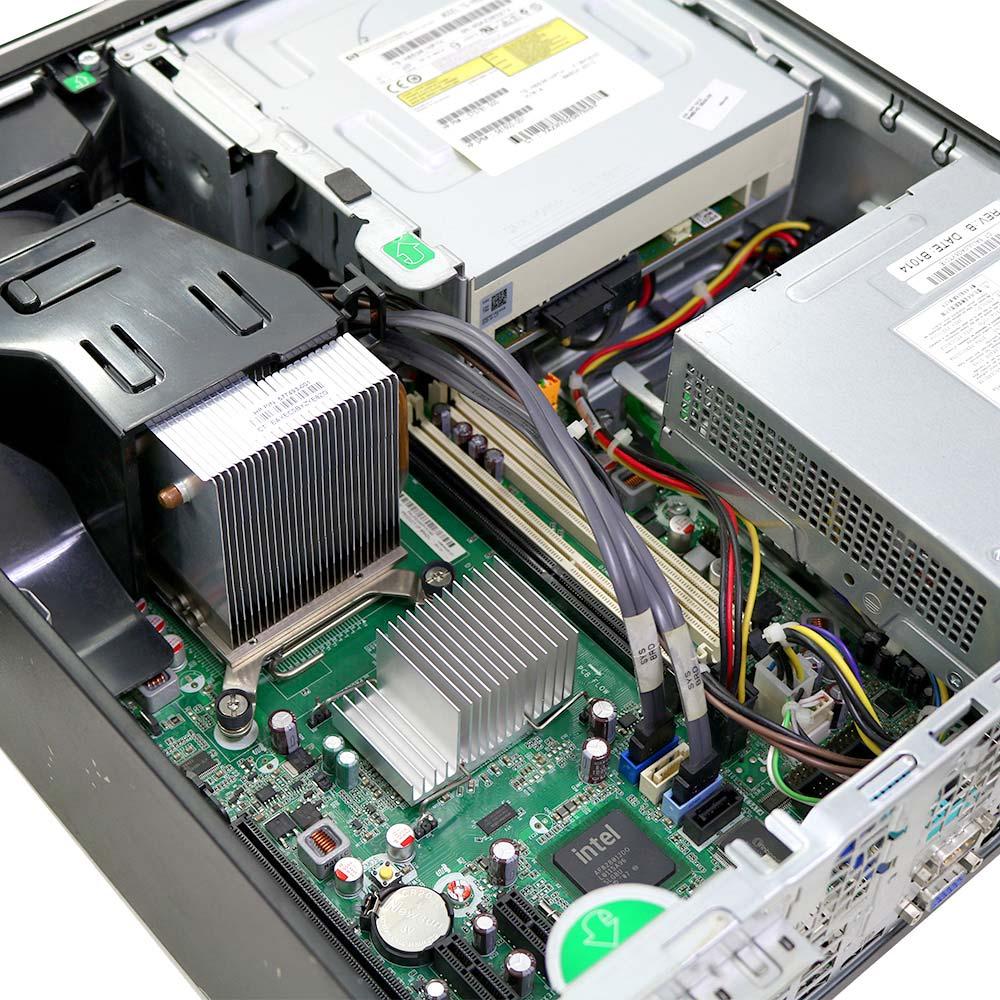 Desktop HP Compaq 8000  Core2Duo 2gb SEM HD - Usado