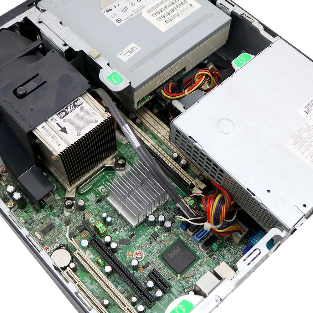 Desktop HP Compaq DC7900 Slim Core2Duo 2gb 80gb - Usado