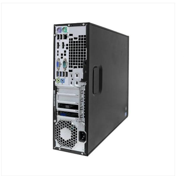 Desktop Hp Compaq Elite 800G1 Slim i7 8gb 240gb Ssd - Usado
