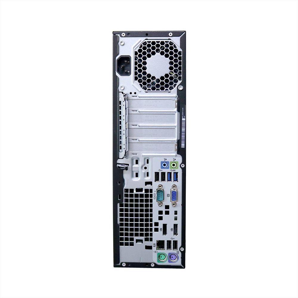 Desktop HP Compaq i5 600G1 4gb 250gb - Usado