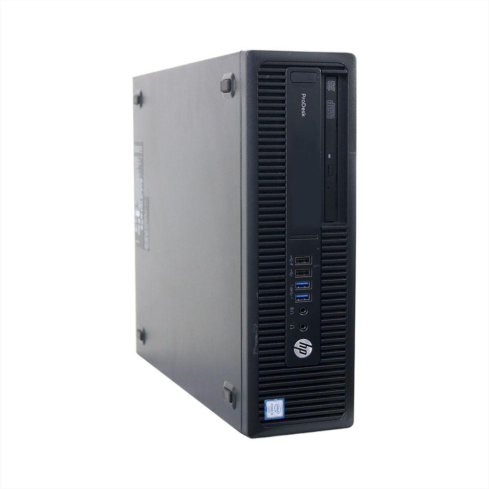 Desktop HP ProDesk i5 600G2 Slim 8gb 1Tb - Usado