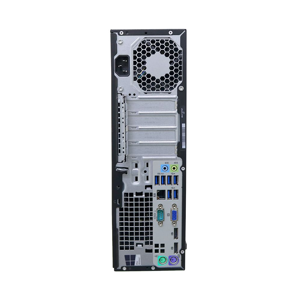 Desktop Hp Compaq Slim 800g2 I5 16gb 2Tb W10- Usado