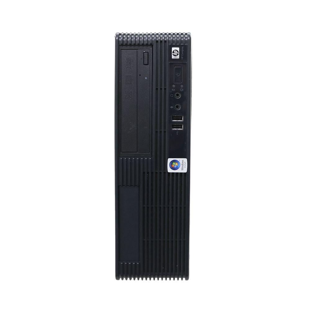 Desktop Hp Dx 7400 Core2duo 4gb 250gb - Usado