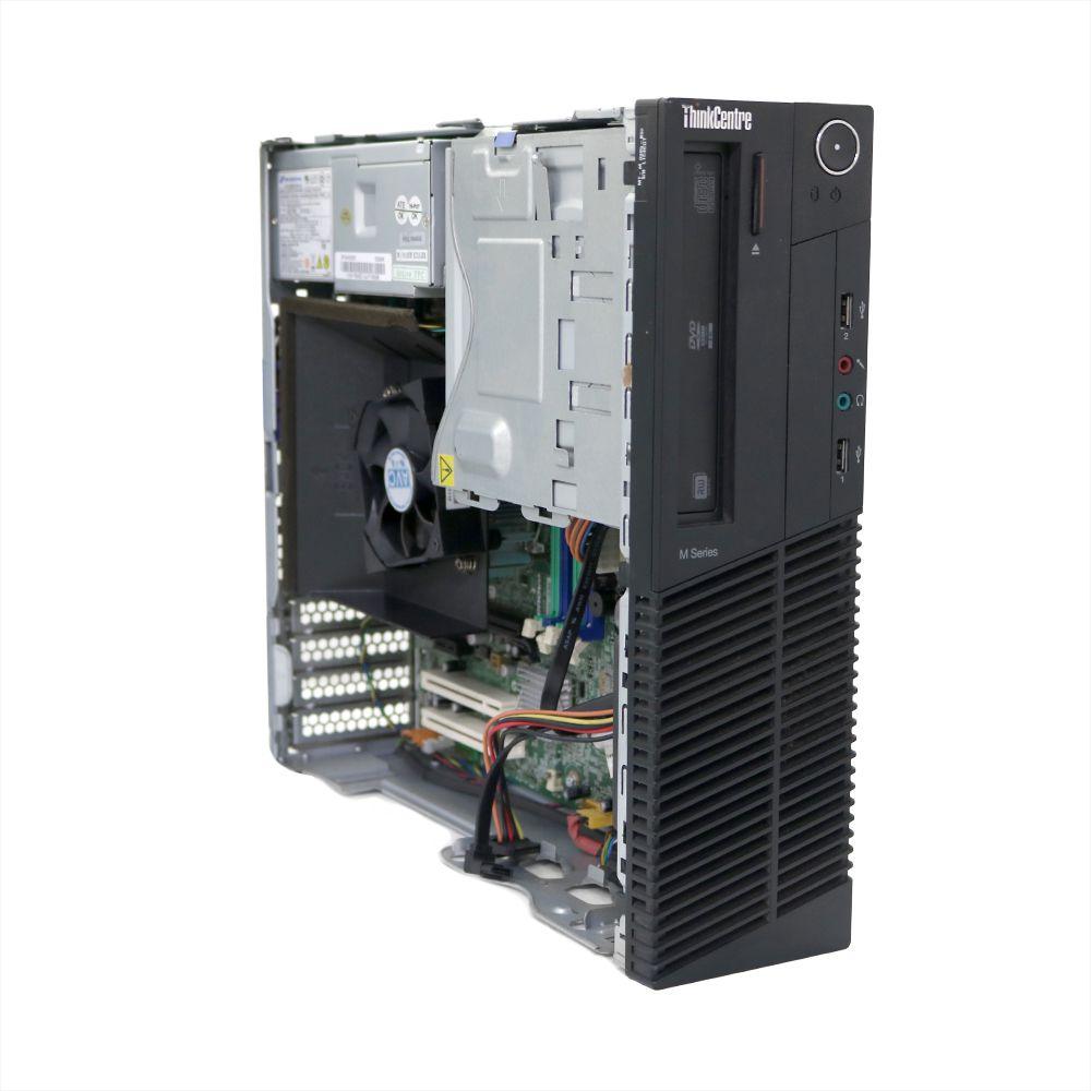 Desktop Lenovo ThinkCentre M81 i3 2gb 160gb - Usado #3153