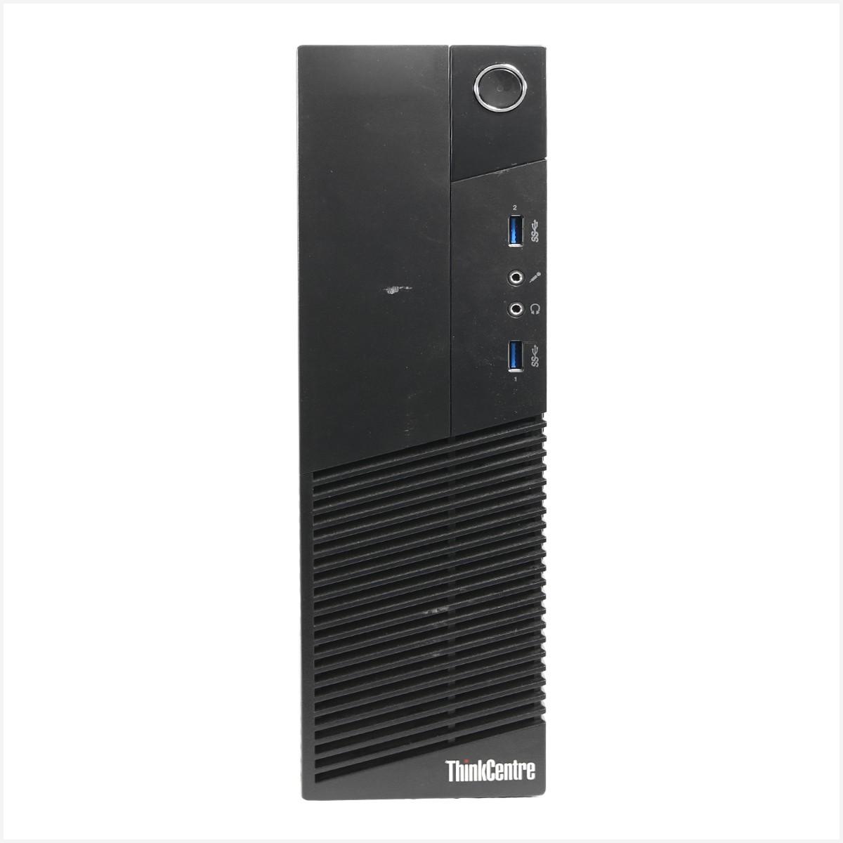 Desktop Lenovo ThinkCentre M83 i3 4GB 250GB - Usado