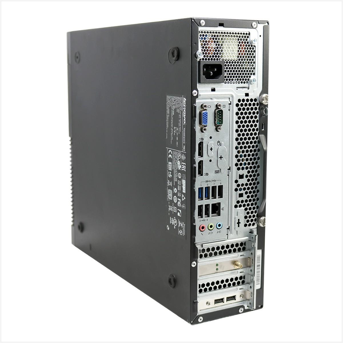 Desktop Lenovo ThinkCentre M83 i5 4GB 250GB - Usado