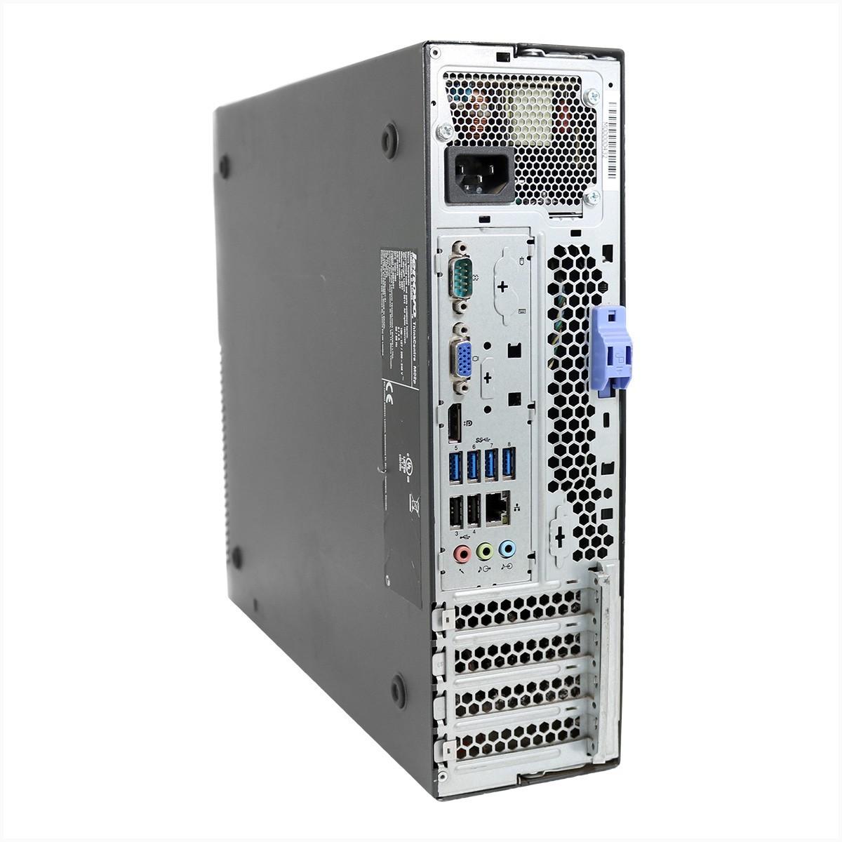 Desktop Lenovo ThinkCentre M92 i5 4GB 250GB - Usado