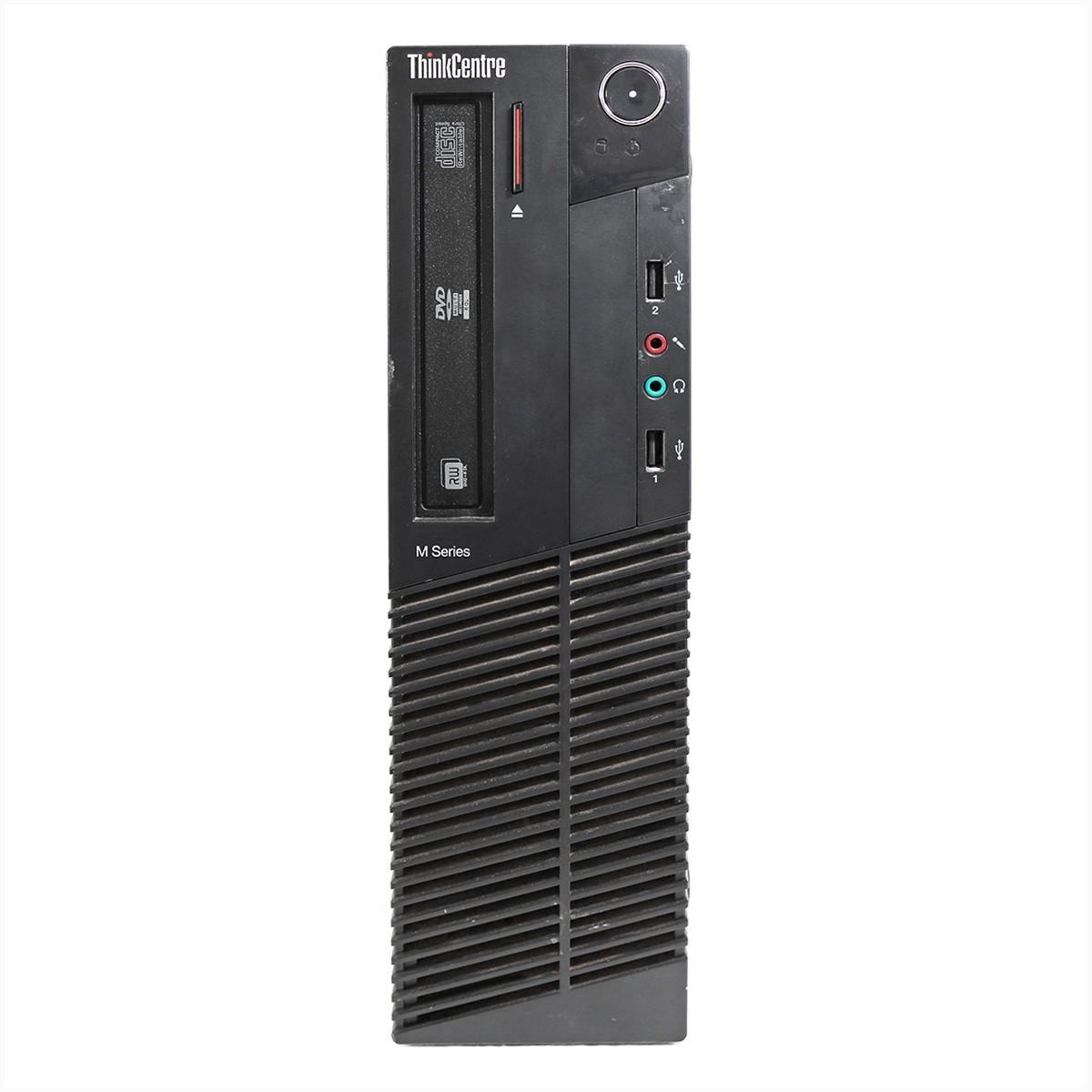 Desktop Lenovo ThinkCentre M92 i5 8GB 250GB - V.I