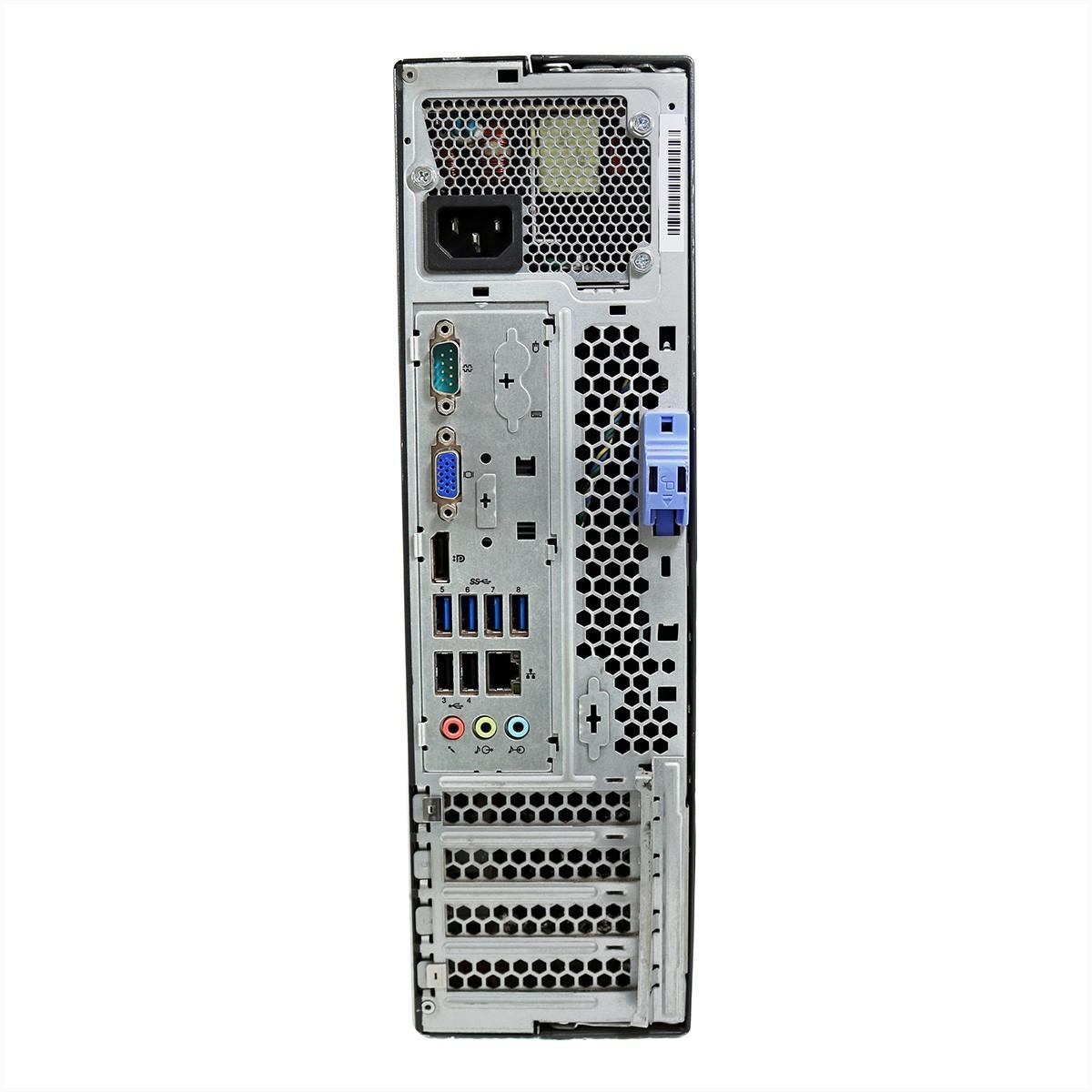 Desktop Lenovo ThinkCentre M92P i3 4gb 250gb - Usado
