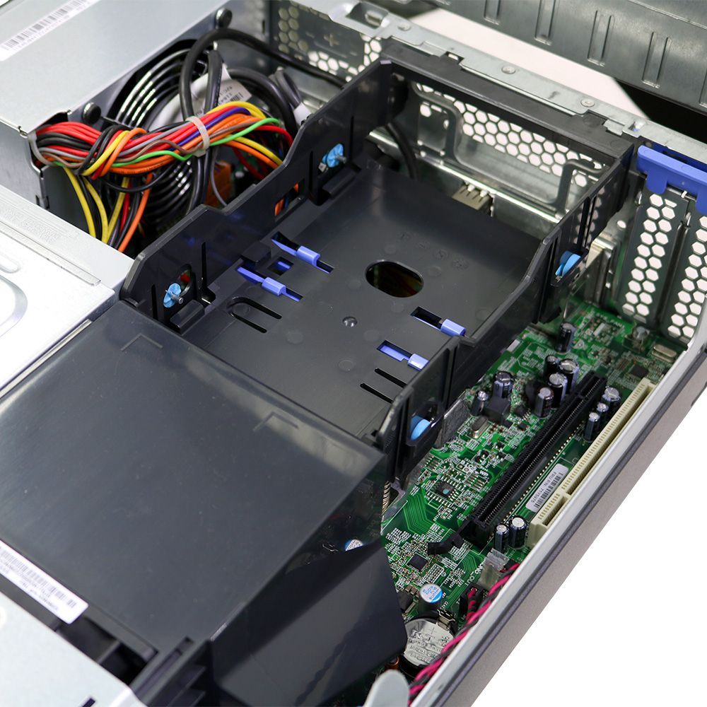 Desktop Lenovo ThinkCentre Slim M90p I5 4gb 80gb - Usado