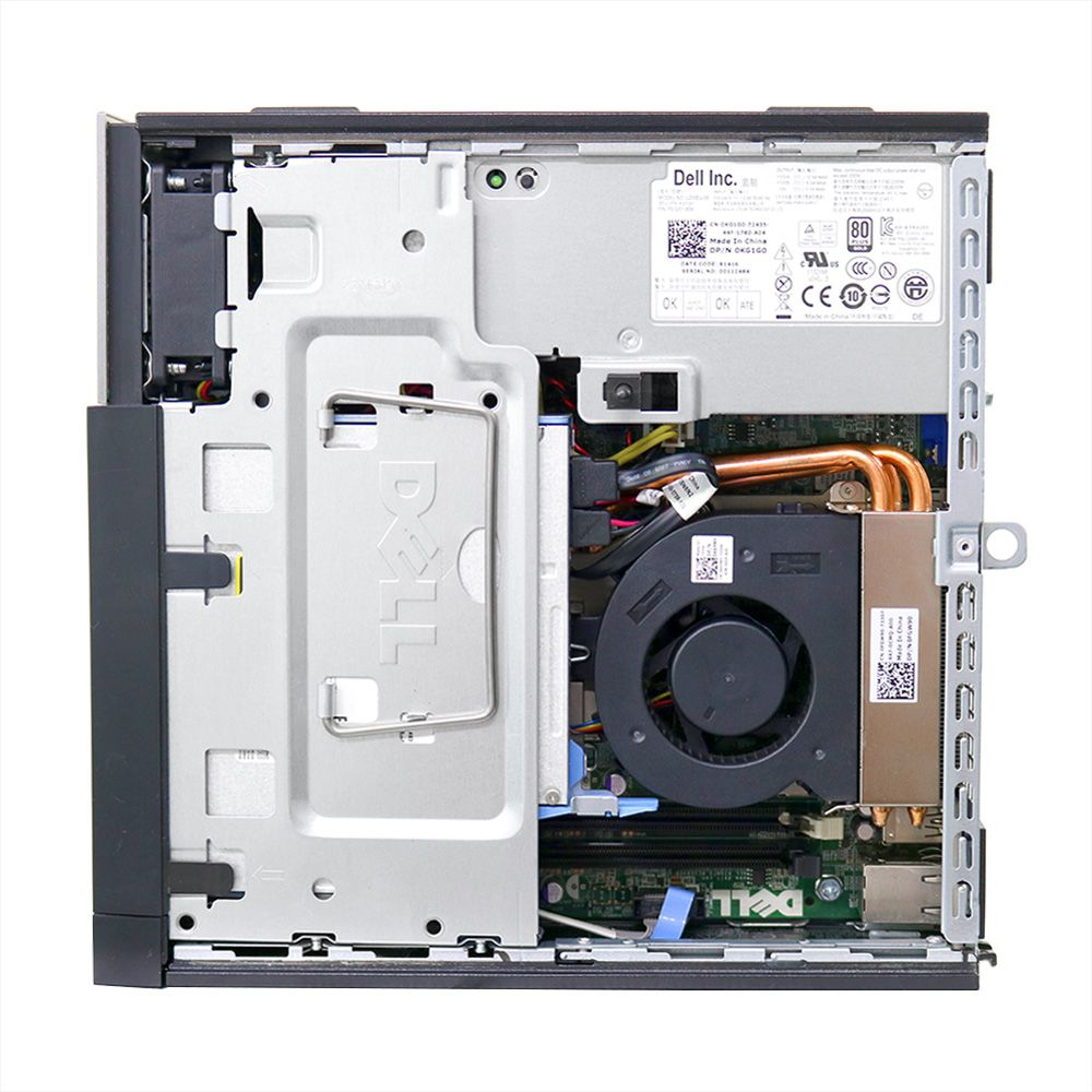Desktop Dell Optiplex 7010 Ultra Reduzido i5 4gb SEM HD - Usado