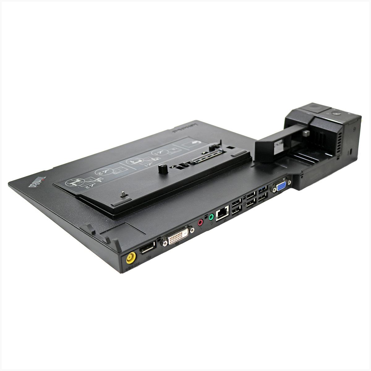 Dockstation lenovo mini dock plus series 3 usb 3.0 - usado