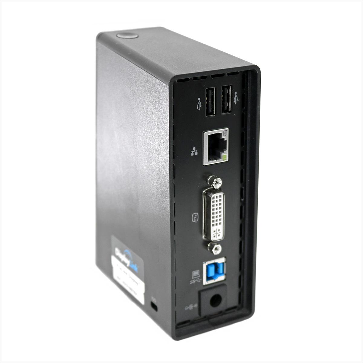 Dockstation lenovo thinkpad basic dl3700-ess - usado