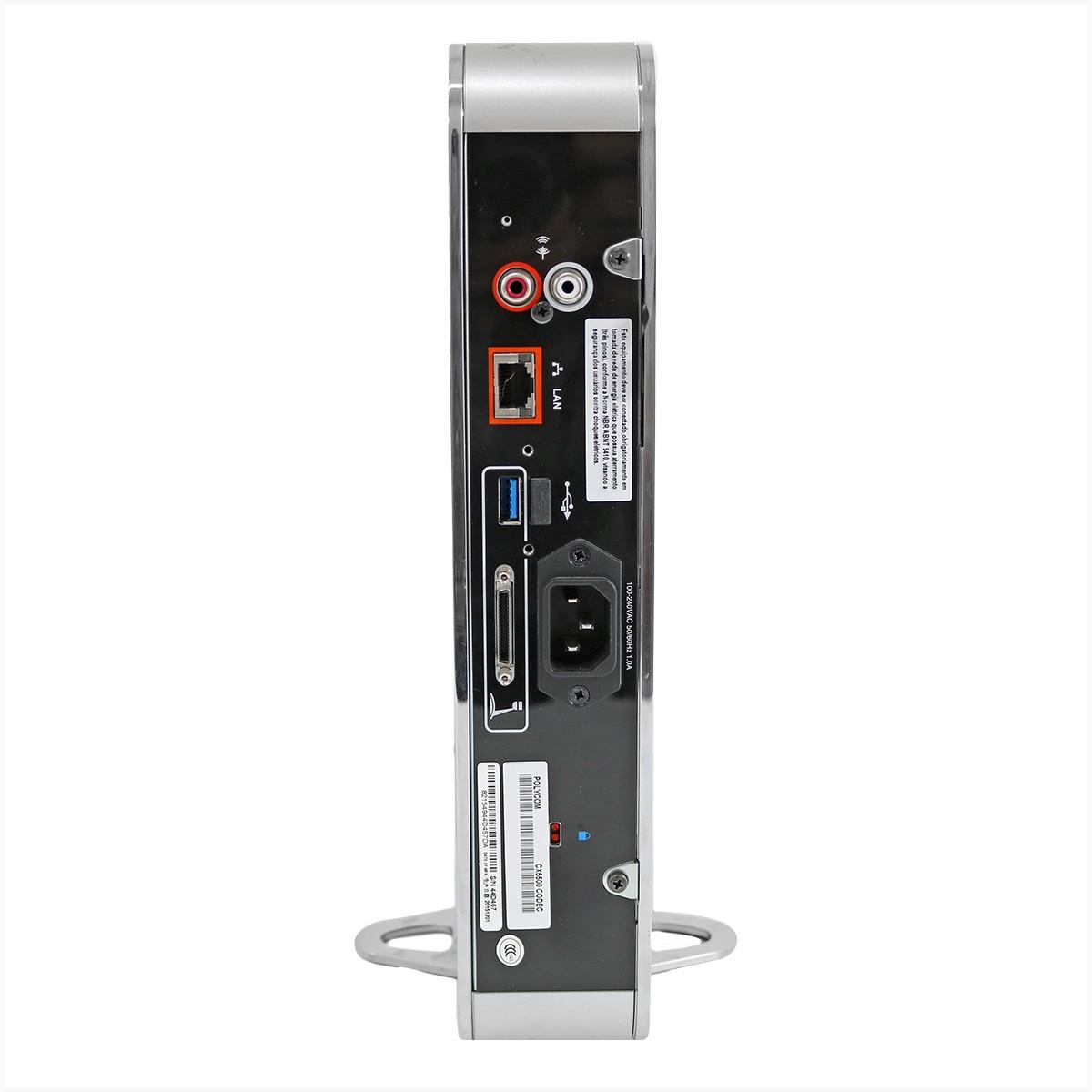Ip conference phone polycom cx5500 - usado