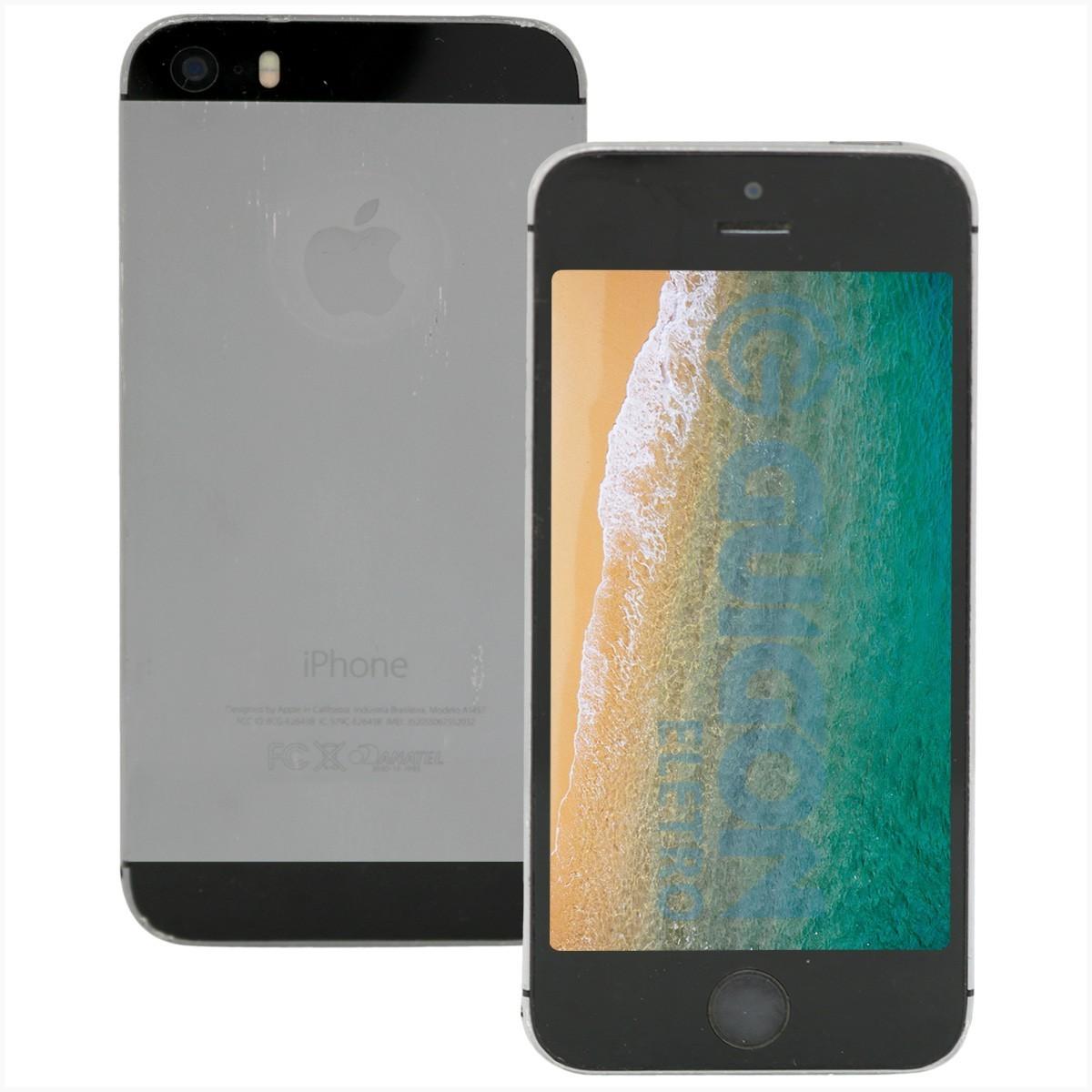 Iphone 5s a1457 16gb - usado