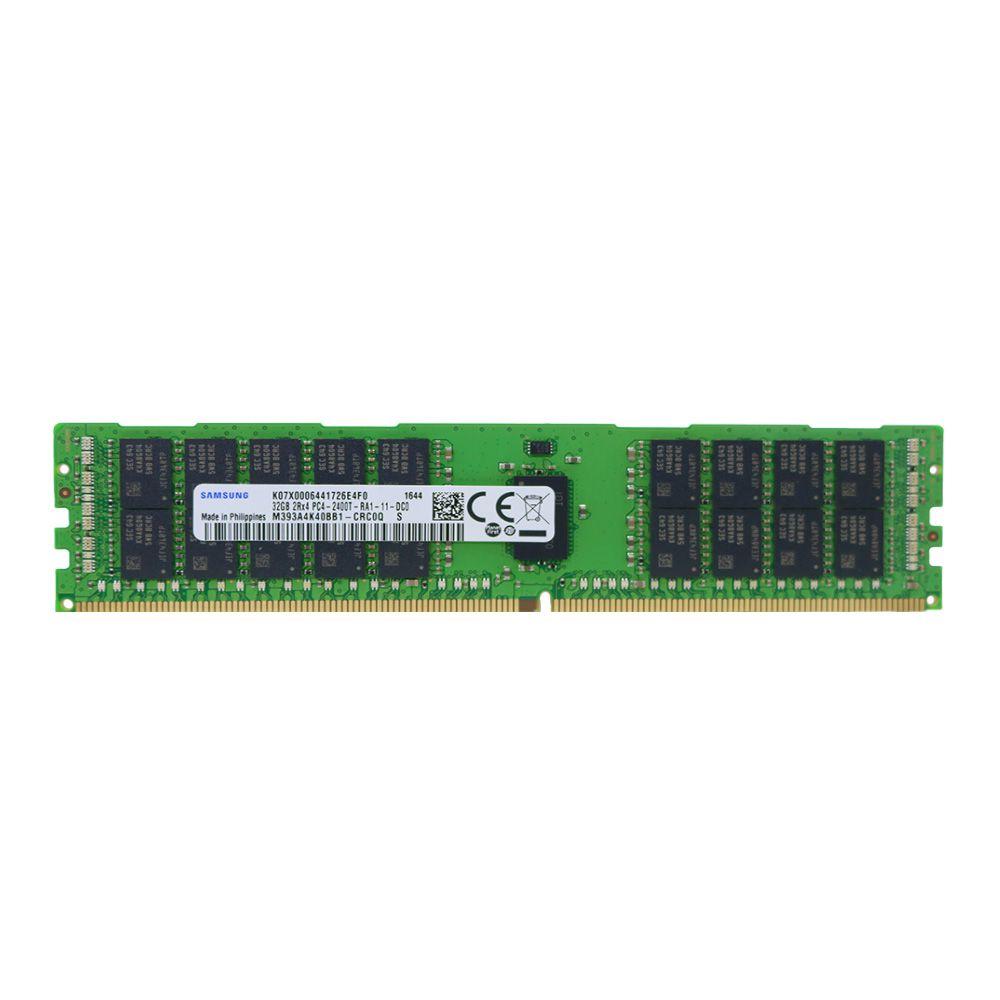 Memória para Servidor 32GB DDR4 2400T MHz 2Rx4  - Usado