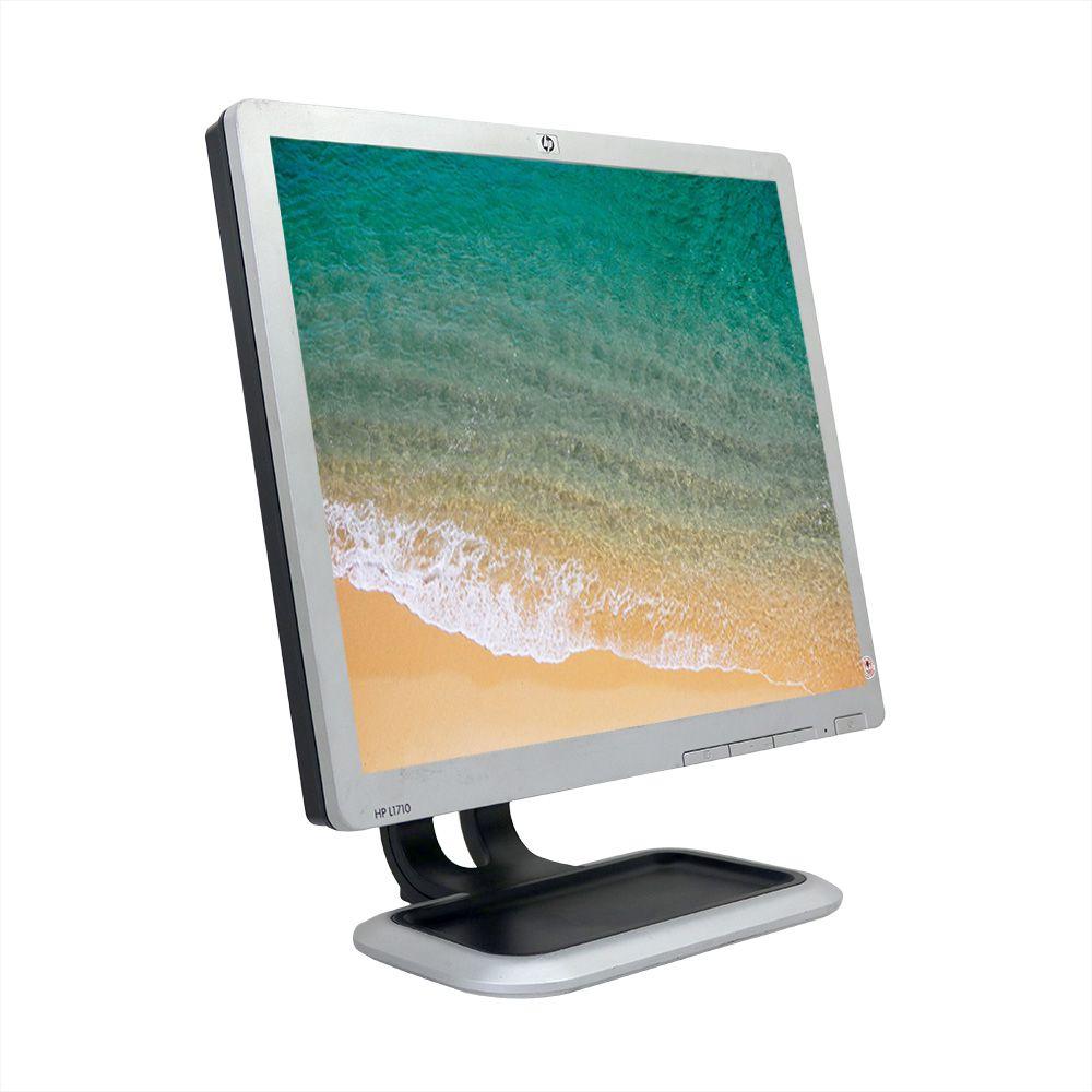"""Monitor HP L1710 17"""" - Usado"""