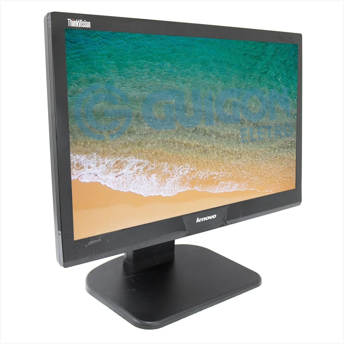 """Monitor Lenovo E2003bA 20"""" - Usado"""