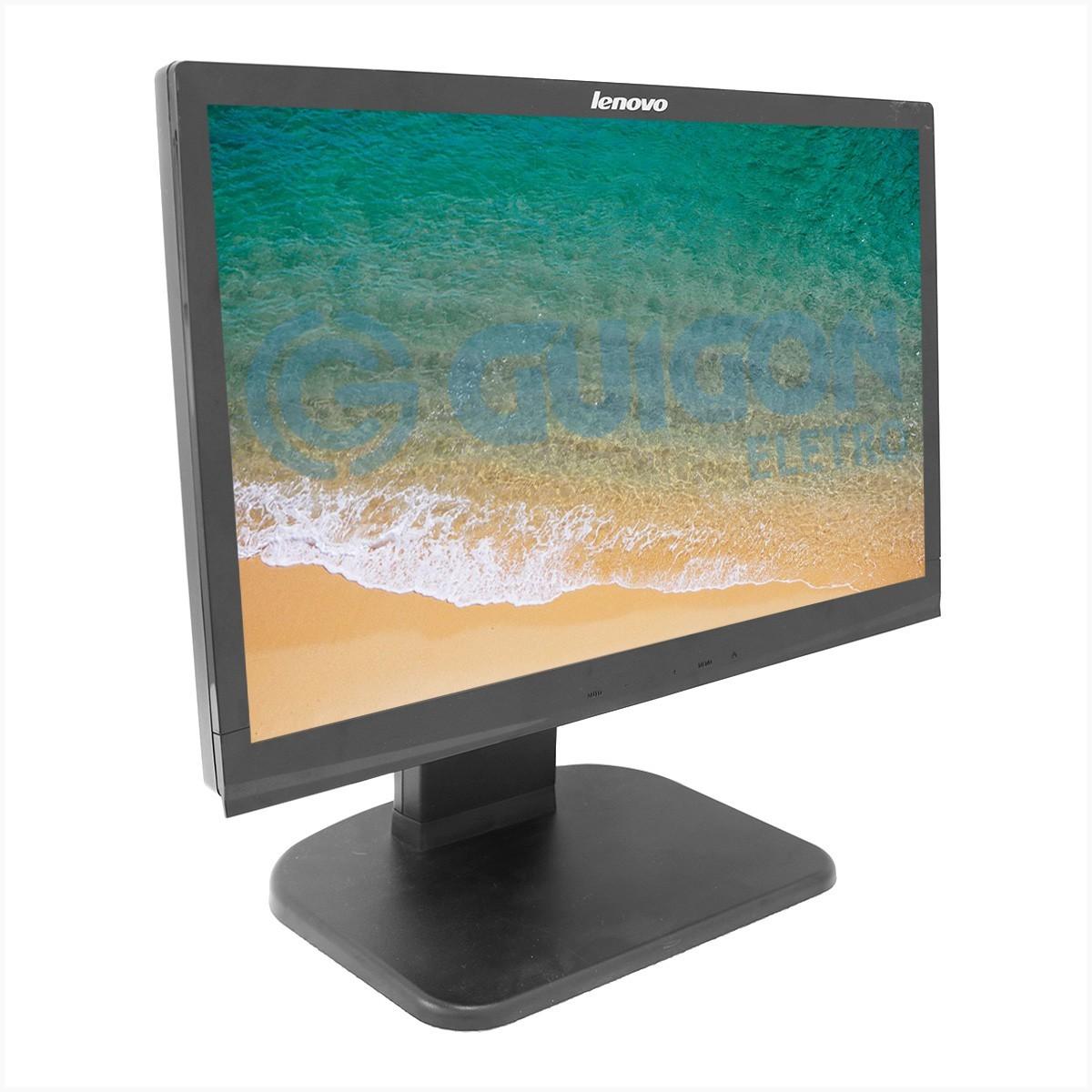 "Monitor lenovo ls1921wa 19"" - usado"