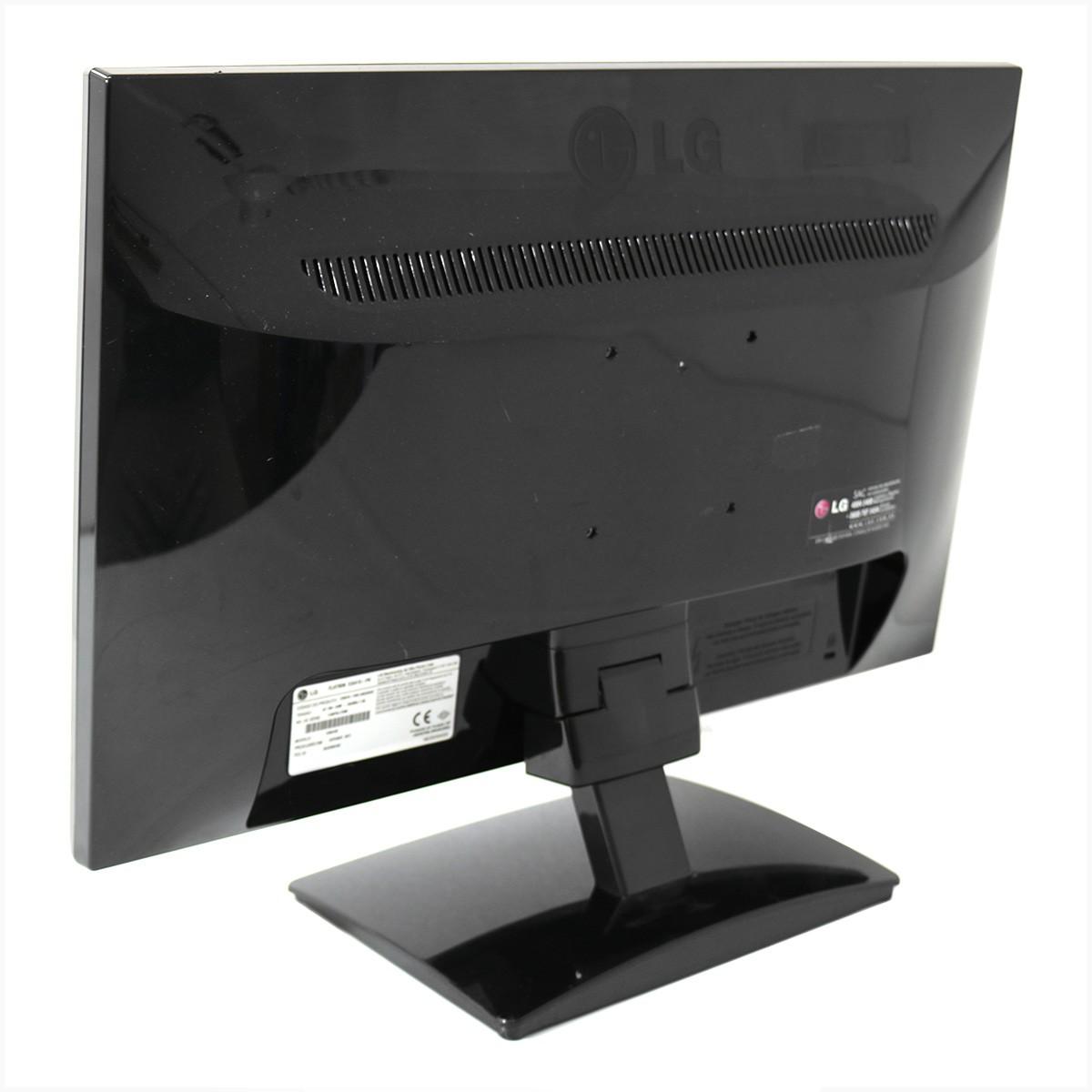 "Monitor lg e2041s-pn 20"" - usado"
