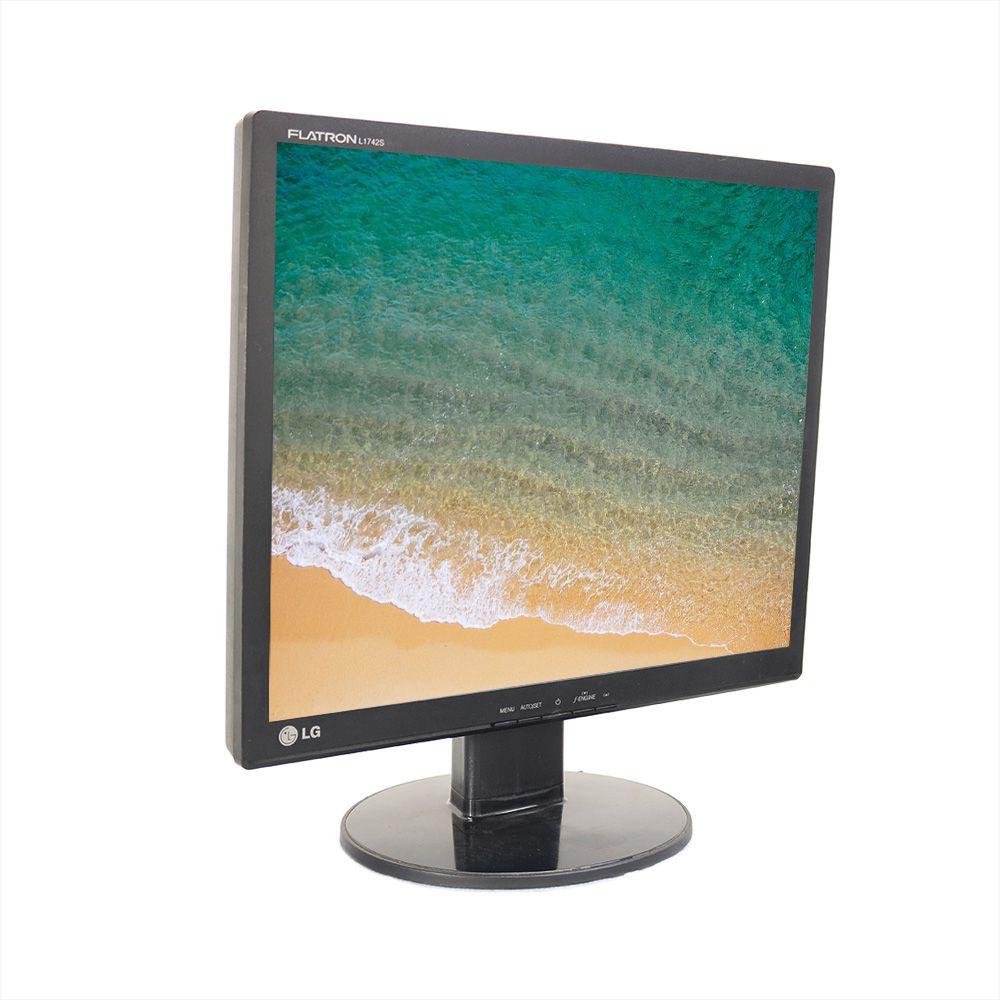 "Monitor LG L1742S 17"" - Usado"