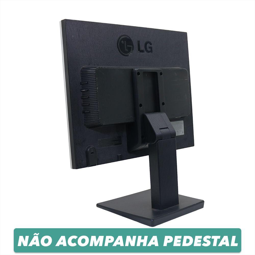 """Monitor LG L1952HQ 19""""  NÃO ACOMPANHA PEDESTAL - Usado"""