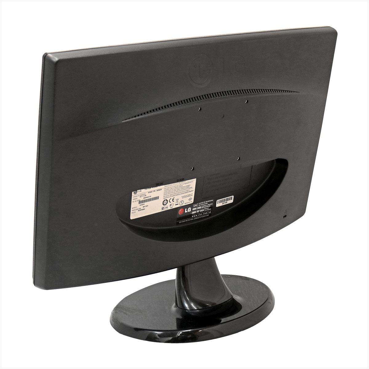 """Monitor lg w1943c 19"""" - usado"""