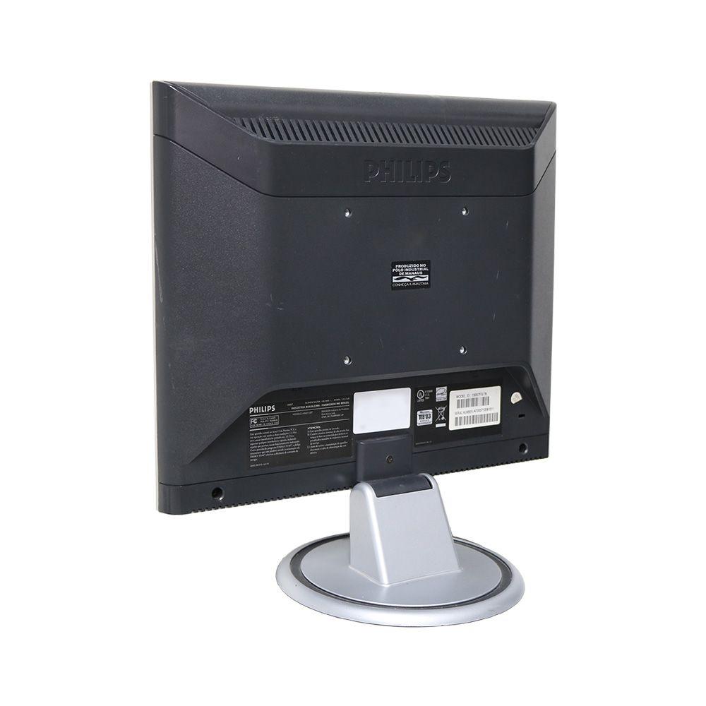 """Monitor Philips  HNS 7150T  15""""- Usado - Léo"""