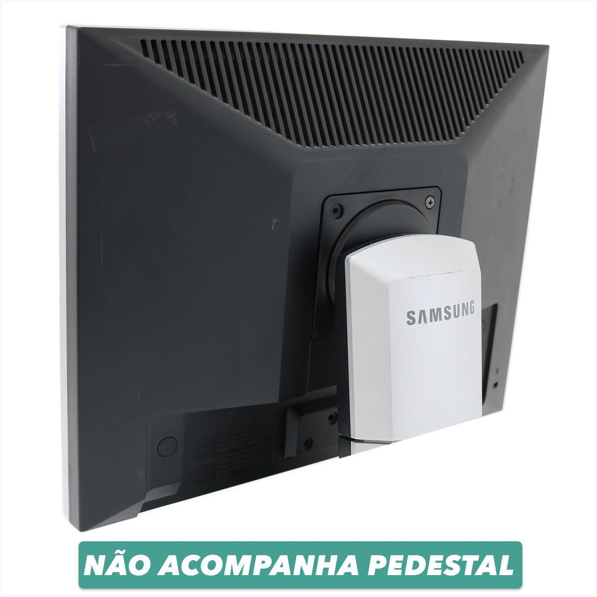 "Monitor Samsung 740N S 17"" SEM PEDESTAL - Usado"""