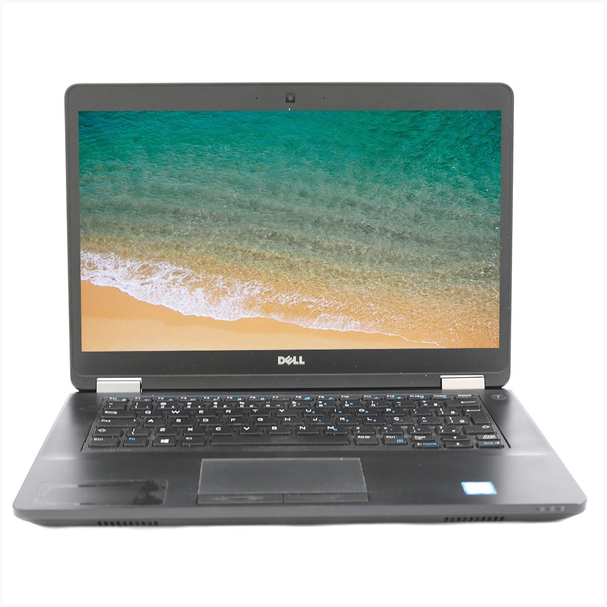 Notebook dell e5470 i7 8gb 240gb ssd m.2 - usado