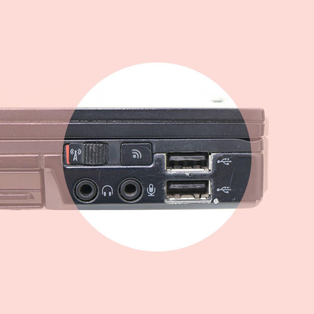 Notebook Dell E6400 Core2Duo 4gb 80gb -  Usado