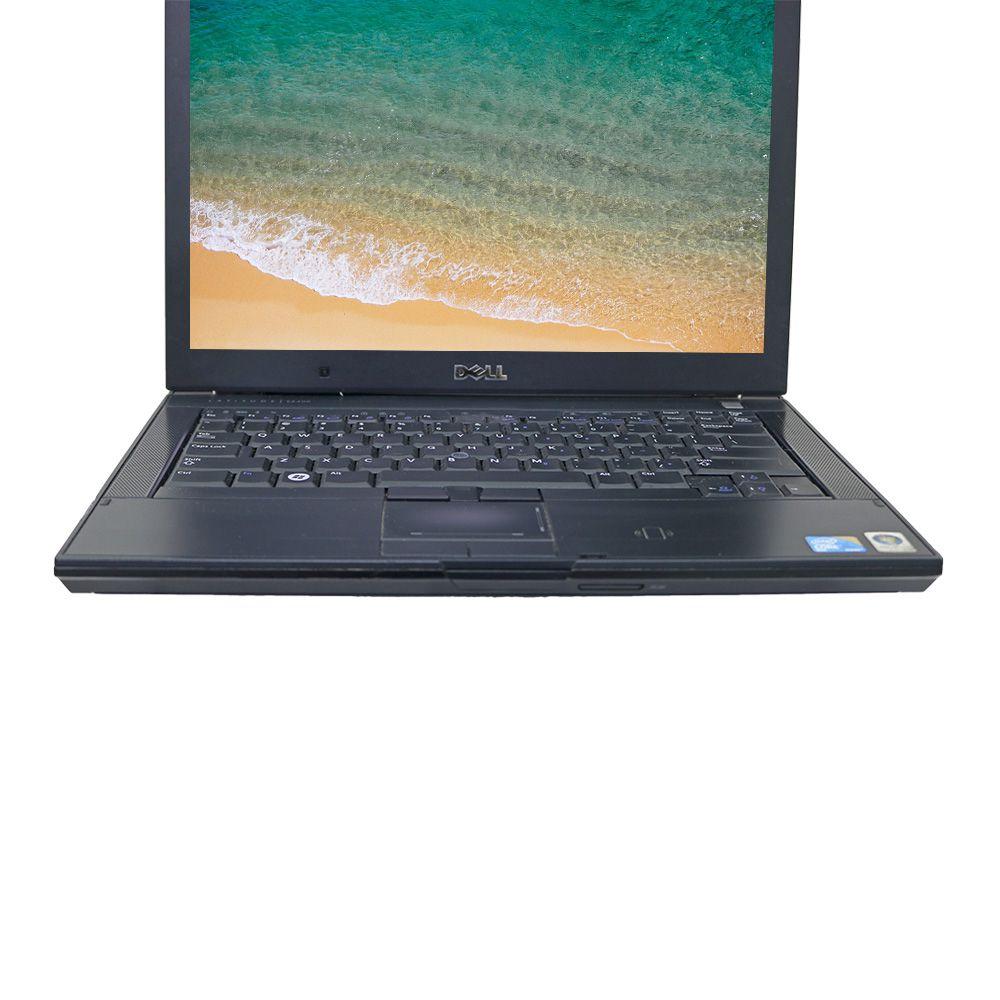 Notebook Dell E6400 Core2Duo 4gb SEM HD -  Usado